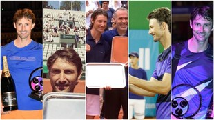 Ferrero colecciona títulos