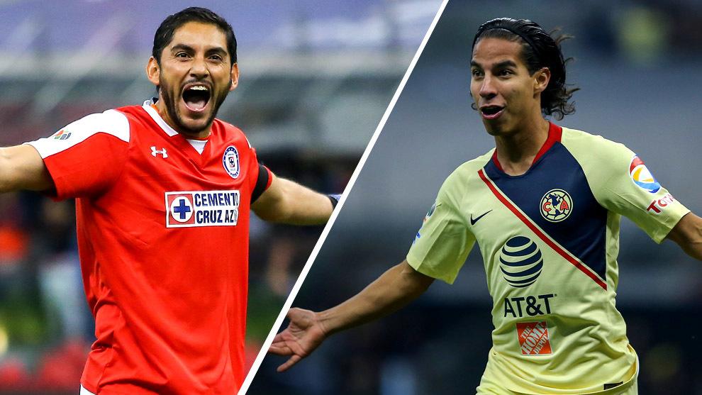 Liguilla MX Apertura 2018  Cruz Azul vs América  Lista la final del ... 84fb5bc105dfe