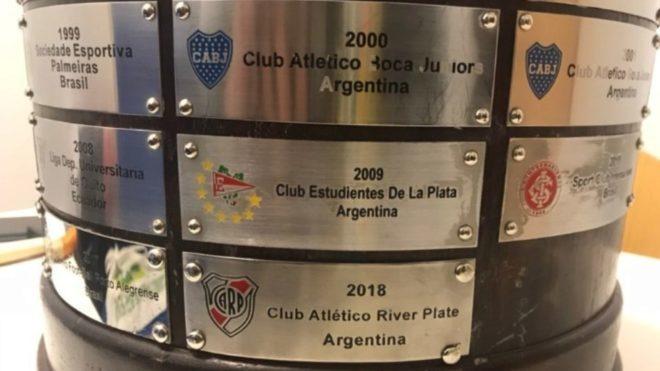 Se puede ver el grave error en el ganador de la edición 2009.