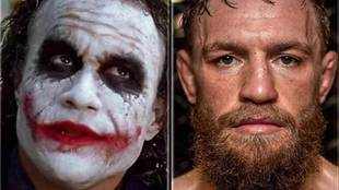 The Joker y Conor McGregor