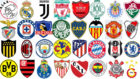 Which football clubs are the most loved? And the most hated?