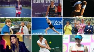 Las nueve 'Top100' del cuadro del ITF de Dubái