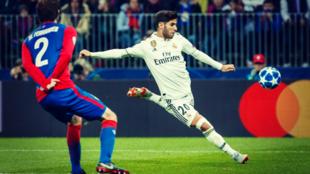 Asensio puede contar con minutos para jugar ante el CSKA de Moscú en...
