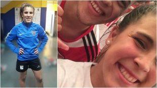 Nicole Simonetti juega en Boca, es hincha de River y recibió...