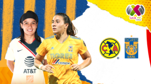 América vs Tigres femenil minuto a minuto