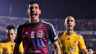 Nahuel espera que Tigres vuelva a destacar en el certamen
