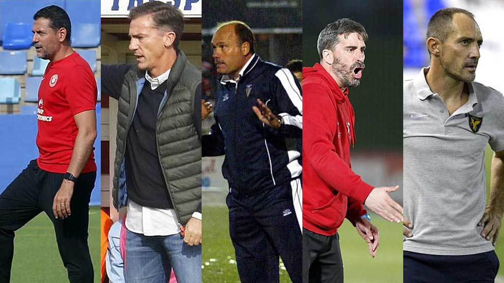 Palop, Larrazabal, Calderé, Bolo y Munitis, en acción