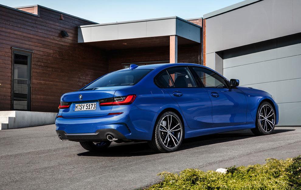 Resultado de imagen de BMW 330i 2019