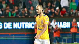 Guido Pizarro aceptó que en Tigres se quedaron cortos con los...