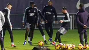 Valverde will give his players a holiday until Dec 30