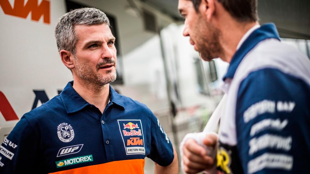 Jordi Viladoms (KTM) Dakar 2019
