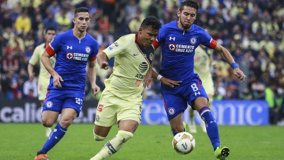 Final Liga MX Apertura 2018  América vs Cruz Azul  resumen ... 1c45f5ff0f7a0
