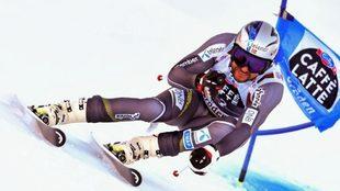 Aksel Lund Svindal, el mejor en el super G de Val Gardena donde los...