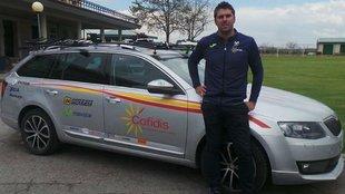 Pascual Momparler, nuevo seleccionador elite de carretera de la RFEC.