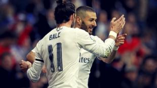 Benzema y Bale tienen buenos recuerdos del Rayo ya que le marcaron...