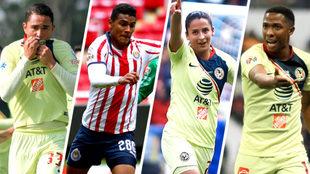 Se definen los campeones de todas las categorías de la Liga MX