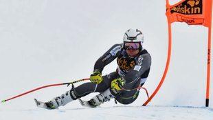 Aleksander Aamodt Kilde no ha tenido rival hoy en el descenso de Val...