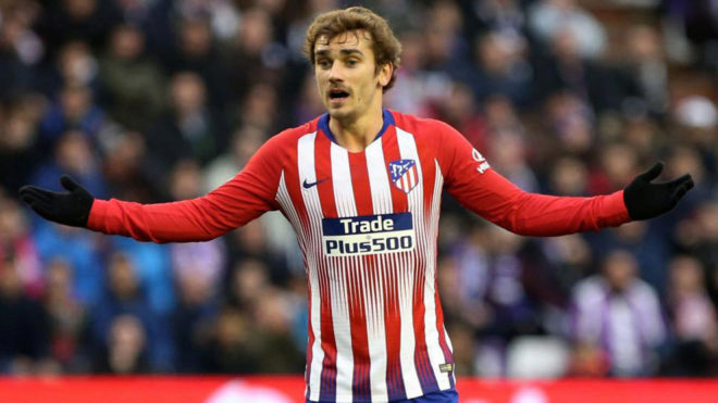 Laliga Santander Valladolid Vs Atletico Madrid Griezmann It Has Been A Long Year And I M Not At My Best Level Marca In English
