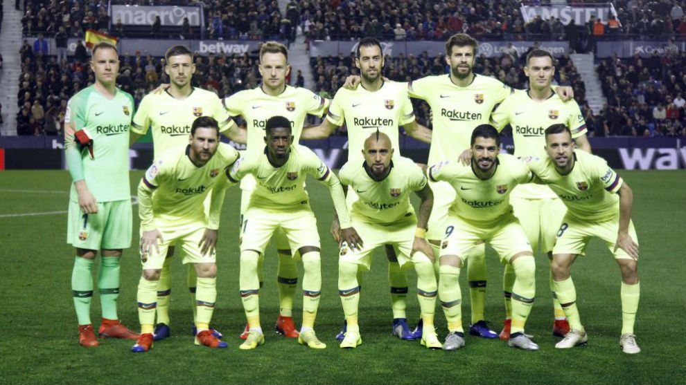 LaLiga Santander Barcelona Player Ratings Messi Doesn39t