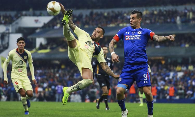 Final Liga MX Apertura 2018  Cruz Azul vs América  resumen ... 04f2941fd58e2