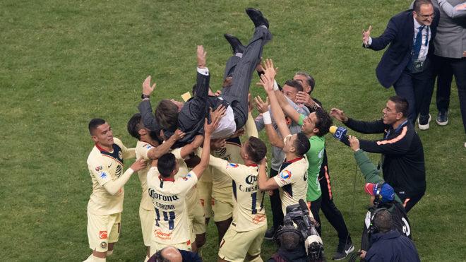 c4c03ed3204 Final Liga MX Apertura 2018  América vuelve a ser el más ganador de ...