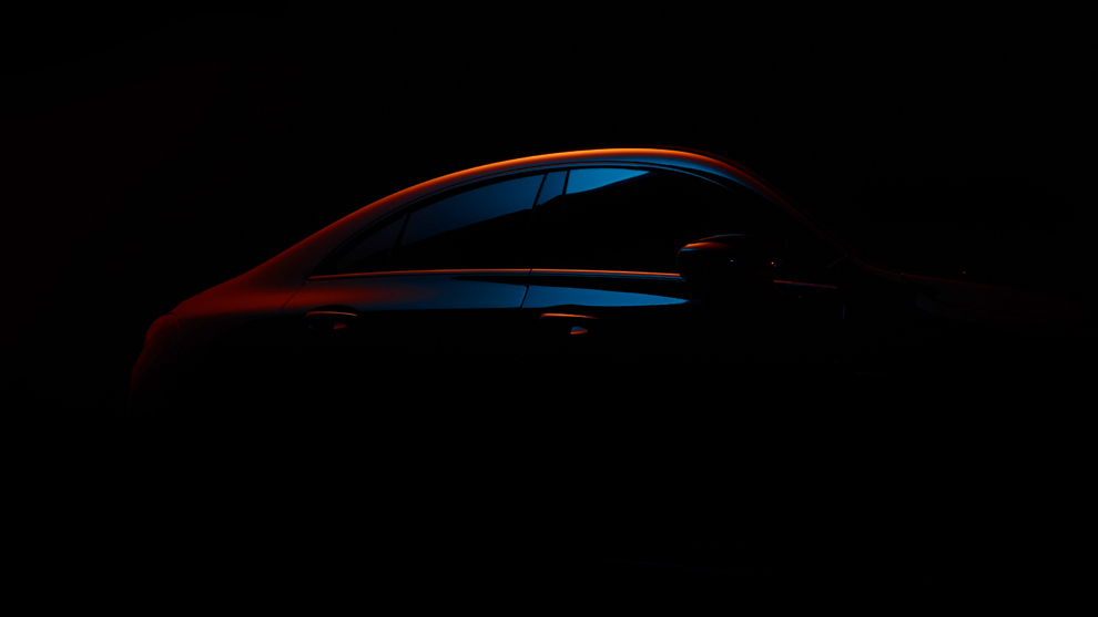 Mercedes-Benz CLA 2019 CES Las Vegas