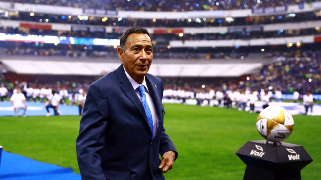 Héctor Pulido conquistó cuatro campeonatos de Liga con La Máquina.