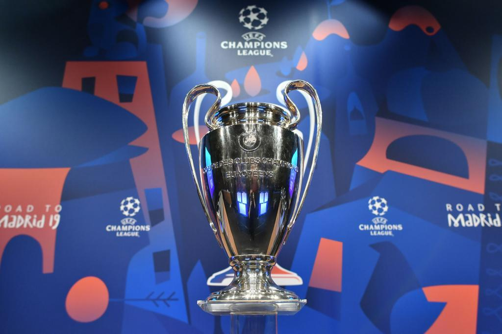 Sorteo Champions 2018-19  Sorteo de Champions  Ajax - Real Madrid ... 6c061e420f5e6