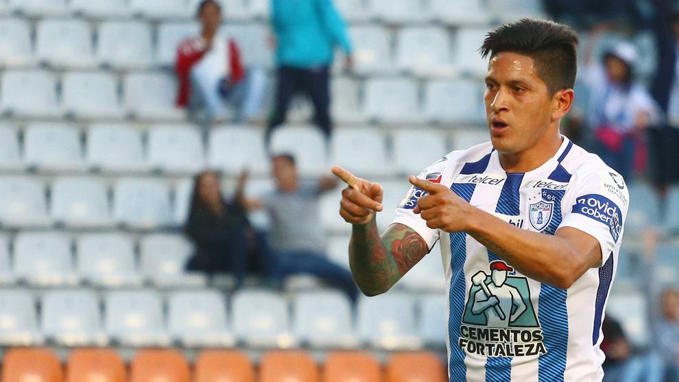 En 2018 fue cedido al Independiente de Medellín por Pachuca.
