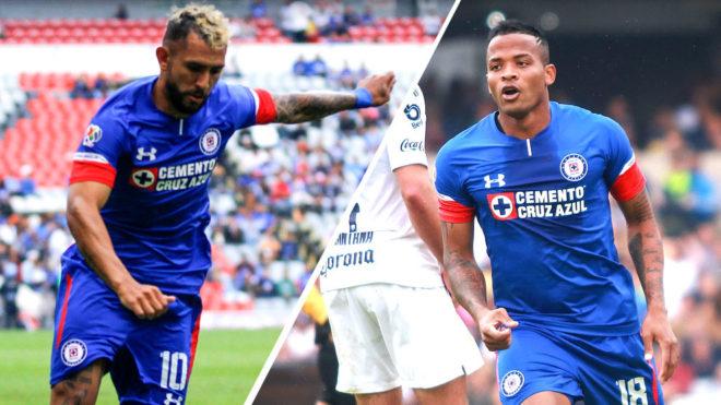Los dos atacantes tuvieron poca actividad en el Apertura 2018