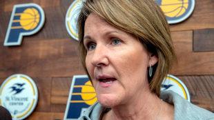La primera mujer que será asistente de gerencia general de la NBA.