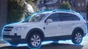 Movistar Car convierte al vehículo en un coche conectado.