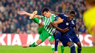 Mandi, en la Europa League