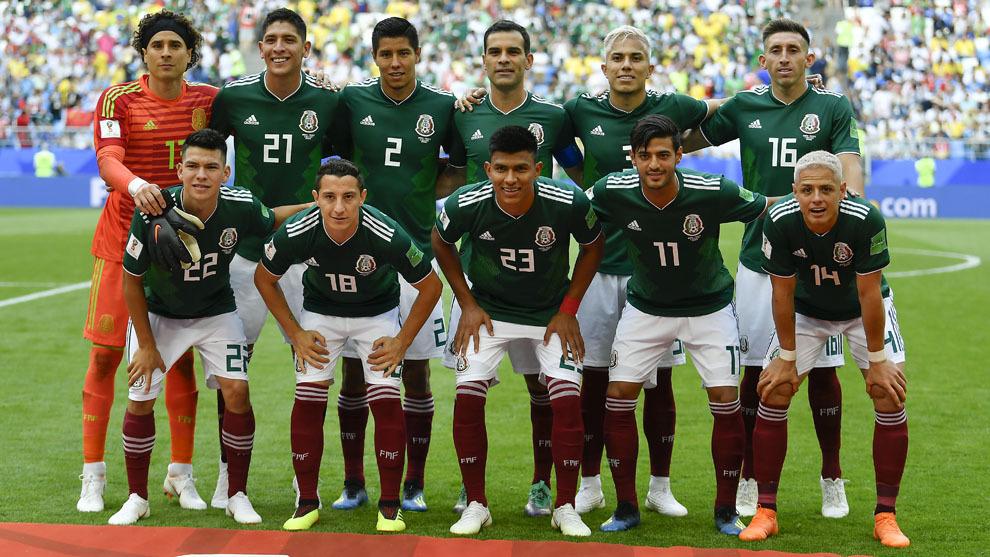 Selección Mexicana  La selección mexicana de fútbol anuncia sus ... 8b982df8d0b7e