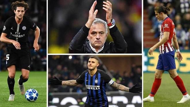 adecuado Tan rápido como un flash es bonito  Mercado de fichajes: El día en el mercado de fichajes: Mourinho, Icardi,  Rabiot, Rodrygo, Filipe Luis... | Marca.com