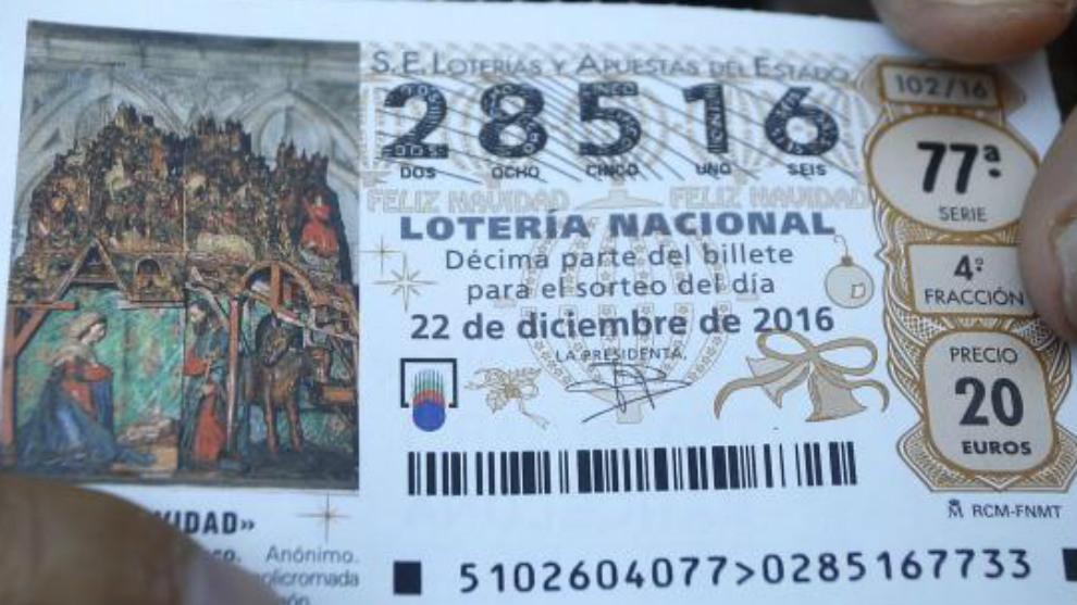 Loteria De Navidad 2018 La 13ª Champions Del Real Madrid Entre Los Números Más Demandados De La Lotería Marca Com