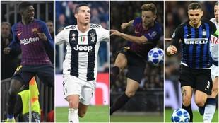 Barcelona tiene dos goles nominados por la UEFA