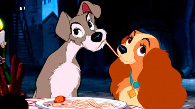 Disney grabará 'La Dama y el Vagabundo' con perros reales