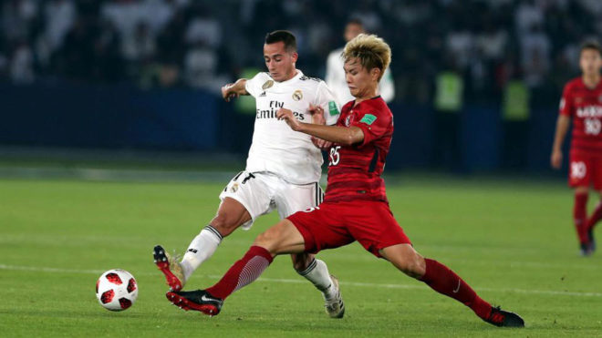 Kashima Antlers v Real Madrid 19 December 2018