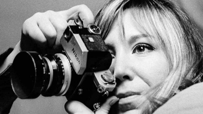Joana Biarnés en una imagen de archivo de RTVE.
