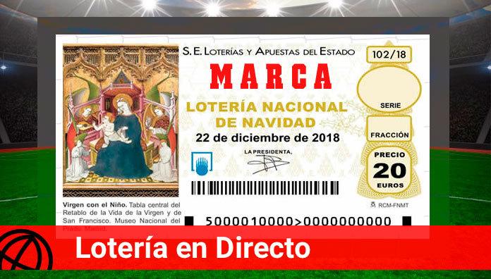 Loteria de Navidad 2018: Todos los premios de la Lotería de Navidad ...