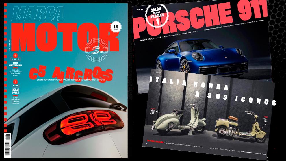 Revista Marca motor enero 2019