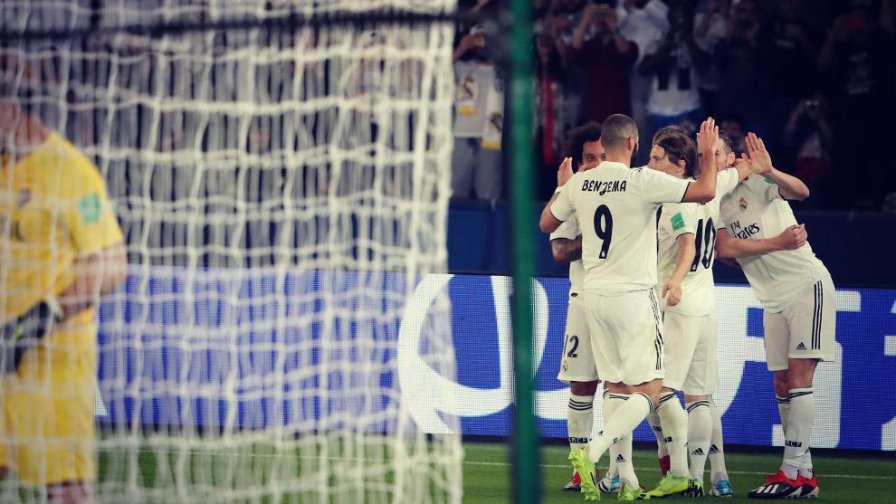 El Real Madrid es muy favorito en las apuestas para ganar la final del...