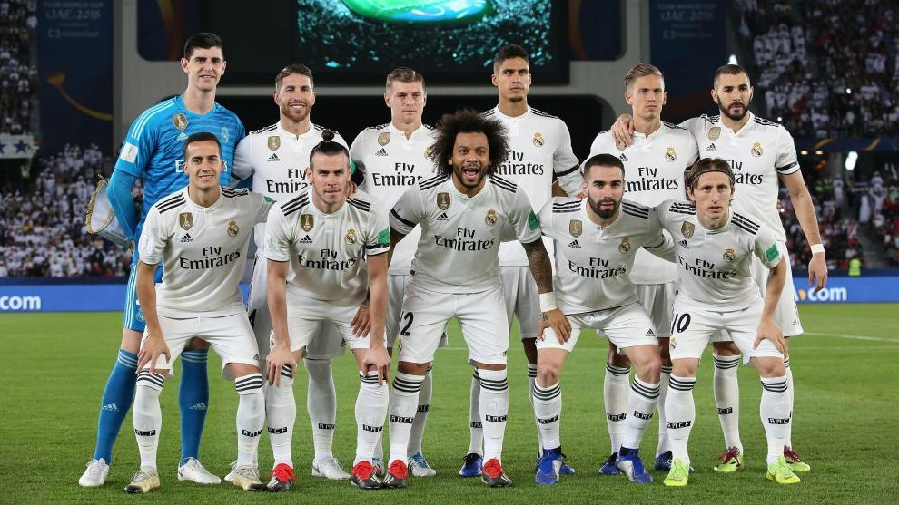 Real Madrid Vs. Al Ain Live Stream
