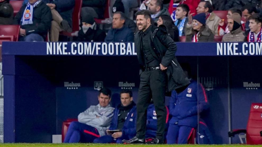 medio raqueta fácil de lastimarse  Atlético de Madrid: Simeone o el arte de ganar 1-0 | Marca.com