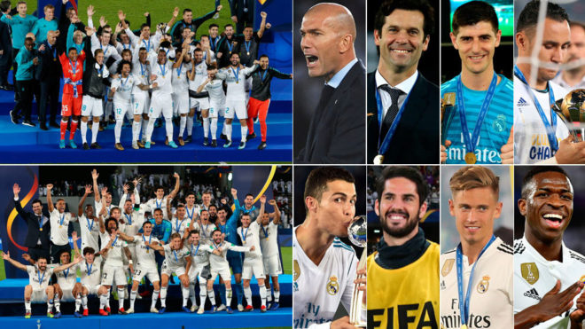 d67011a4604 Club World Cup - Real Madrid  From one Club World Cup to another ...