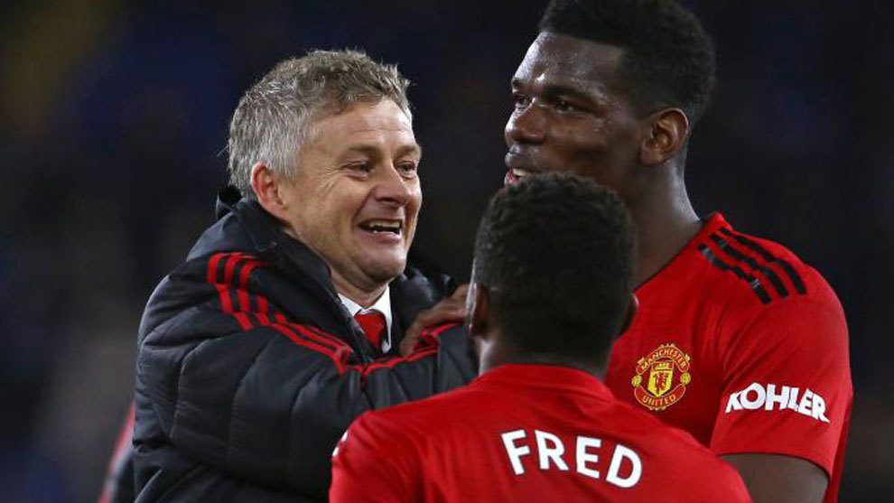 Pogba thanks former Manchester United boss Mourinho following Cardiff win