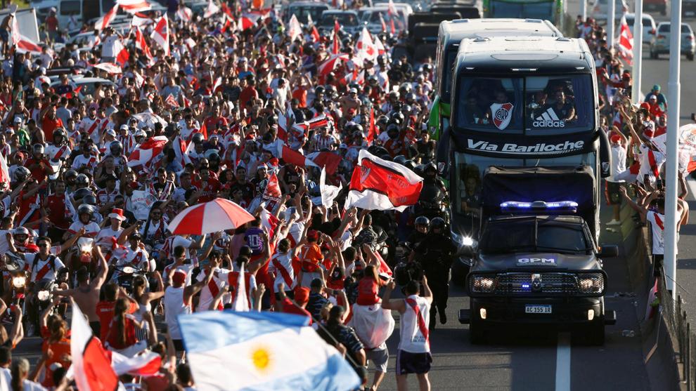 Eufórica fiesta en Buenos Aires