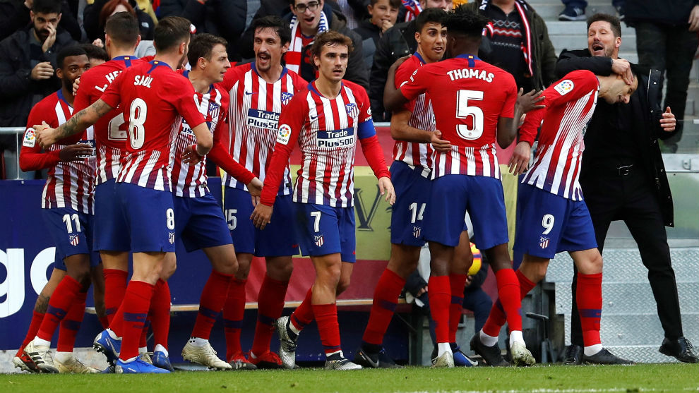 san francisco 2b5d5 4995e Champions League - Atletico Madrid: Atletico Madrid are ...