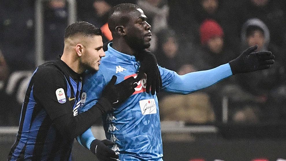 Serie A  Las sanciones en Italia  Dos encuentros a puerta cerrada ... da40ac79e321e